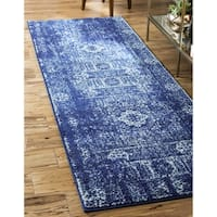Unique Loom Maria Tradition Runner Rug - 2' 7 x 10'