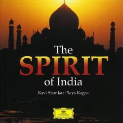 RAVI SHANKAR - SPIRIT OF INDIA