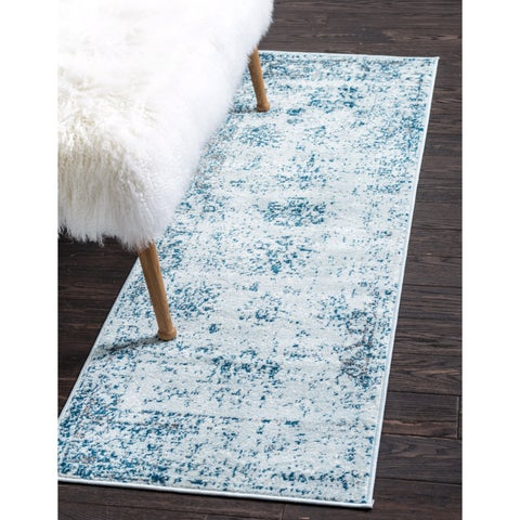 Unique Loom Casino Sofia Runner Rug - 2' x 13'