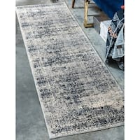 Unique Loom Jefferson Chateau Runner Rug