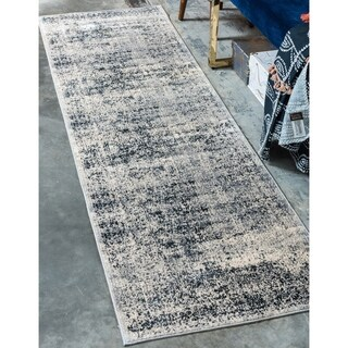 Unique Loom Jefferson Villa Runner Rug - 3' 0 x 13' 0