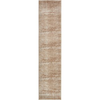 Unique Loom Jefferson Villa Runner Rug - 3' x 13'