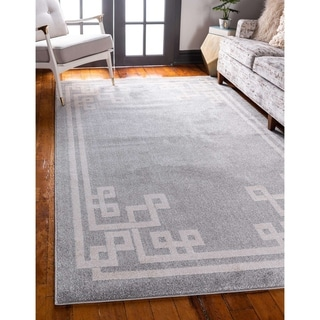 Link to Unique Loom Geometric Athens Area Rug Similar Items in Rugs