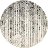 "Unique Loom Jennifer Del Mar Round Rug - 3'3"" round"