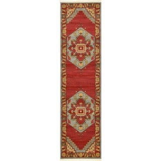 Unique Loom Demitri Sahand Area Rug