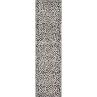 Unique Loom Leopard Wildlife Runner Rug - 2' 7 x 10'