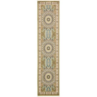 Unique Loom Adams Narenj Runner Rug - 3' x 13'