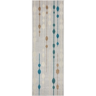 Link to Unique Loom Seattle Indoor/Outdoor Area Rug Similar Items in Transitional Rugs