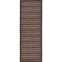 Unique Loom Outdoor Checkered Rug