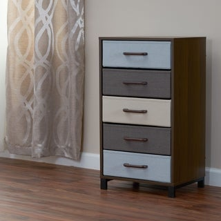 Household Essentials 5-Drawer Storage Chest