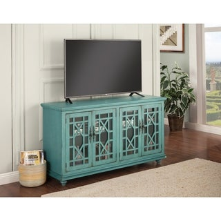 "Martin Svensson Home Elegant Collection 63"" TV Stand - Thumbnail 0"