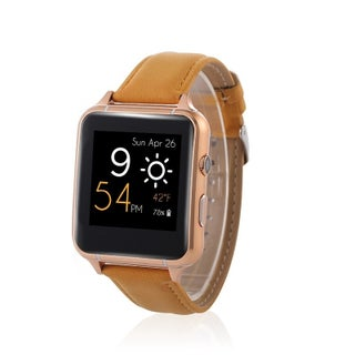 Bluetooth Smart Watch X7 with Gesture Control (Option: Gold)