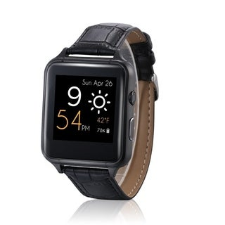 Bluetooth Smart Watch X7 with Gesture Control (Option: Black)