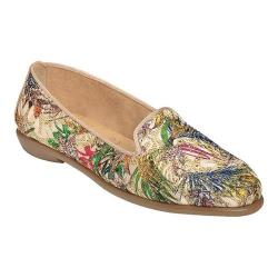 Women's Aerosoles Betunia Gold Fabric