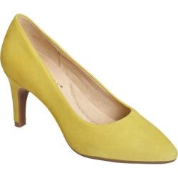 Women's Aerosoles Exquisite Yellow Suede