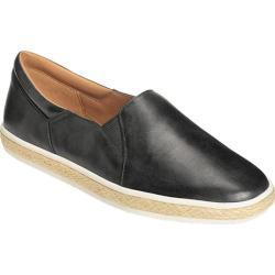 Women's Aerosoles Fun Fact Sneaker Black Leather