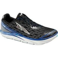 Men's Altra Footwear Torin IQ Technical Running Shoe Black/Blue