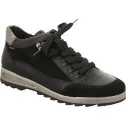 Women's ara Rochelle 44615 Sneaker Black/Street Combo