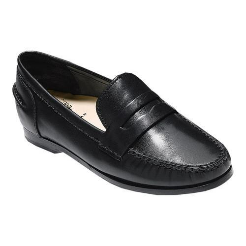 Women's Cole Haan Pinch Grand Penny Loafer Black Leather