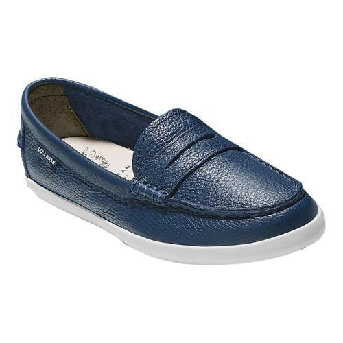 966a23a8ecf Shop Women s Cole Haan Pinch Weekender Loafer Blazer Blue Leather - Free  Shipping Today - Overstock - 14549697
