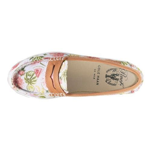 4738e2691be ... Thumbnail Women  x27 s Cole Haan Pinch Weekender Loafer Floral Print British  Tan