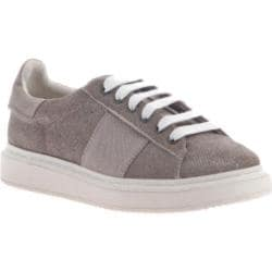 Women's OTBT Normcore Sneaker Grey Silver Leather