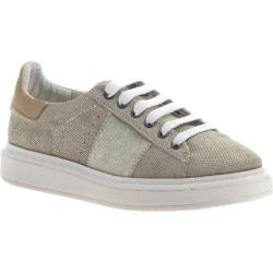Women's OTBT Normcore Sneaker Mid Taupe Leather