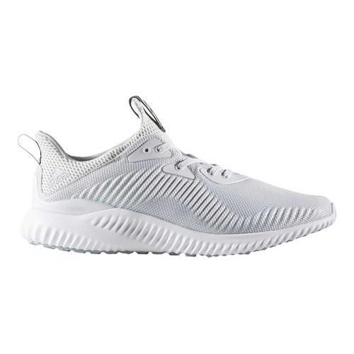 fdb8e00a9 Shop Men s adidas AlphaBOUNCE Running Shoe Crystal White S16 Clear Grey  S12 Clear Onix - Free Shipping Today - Overstock - 14567615