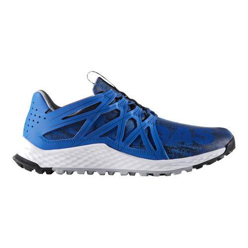 410e79cb30bcd Shop Men s adidas Vigor Bounce Trail Running Shoe Collegiate Royal Mystery  Blue Clear Onix - Free Shipping Today - Overstock.com - 14567619