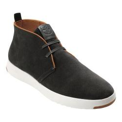 Men's Cole Haan GrandPro Chukka Sneaker Midnight Grey Oiled Velour Suede