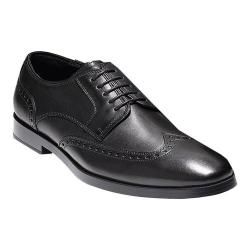 Men's Cole Haan Jay Grand Wing Oxford Black Leather
