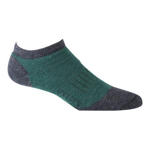 Woolrich Superior Hiker Low Cut Quarter Sock (2 Pairs) Pine Grove