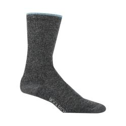 Women's Woolrich Tipped Solid Novelty Sock (2 Pairs) Charcoal