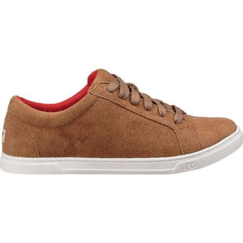 357aa3653bd Women's UGG Karine Sneaker Chestnut Suede