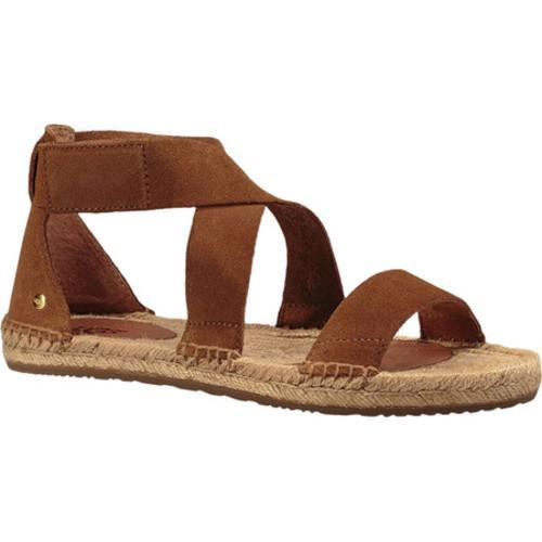 UGG MILA - Sandals - chestnut UzCCN