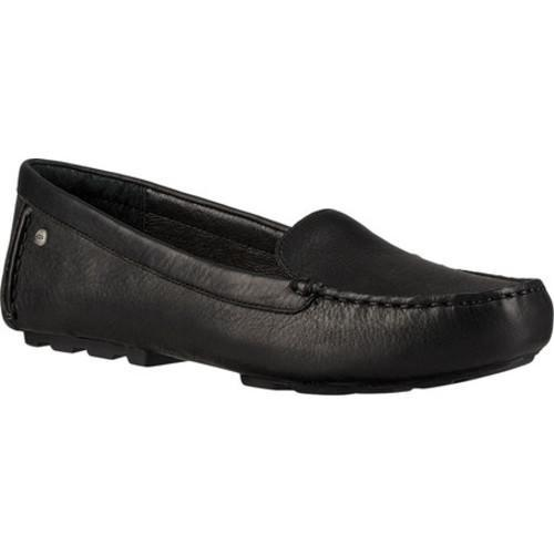 a226f6b28eb Women's UGG Milana Loafer Black Leather
