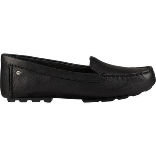 UGG Milana Loafer Black Leather