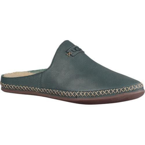 fc42fb5a3842 Shop Women s UGG Tamara Slipper Aloe Vera Leather - Ships To Canada ...