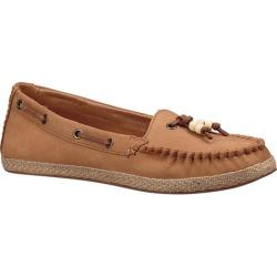 f53003d3464 Women's UGG Suzette Moccasin Chestnut Nubuck | Overstock.com Shopping - The  Best Deals on Loafers