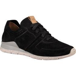 Women's UGG Tye Sneaker Black Nubuck
