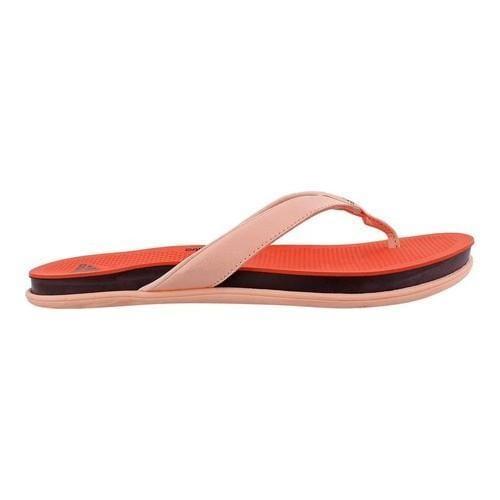 b5e1c4d52 Shop Women s adidas Cloudfoam Ultra Y Thong Sandal Easy Coral Maroon ...
