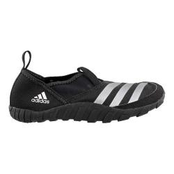 Children's adidas Jawpaw Slip On Water Shoe Black/Silver Metallic/Black