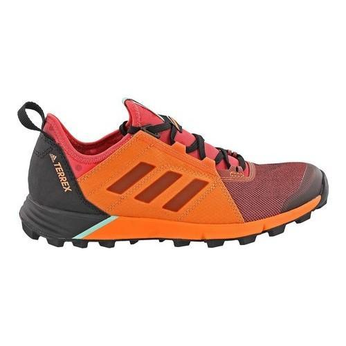 Shop Women s adidas Terrex Agravic Speed Trail Running Shoe Tactile  Pink Black Easy Orange - Free Shipping Today - Overstock - 14538863 38d41c9ce