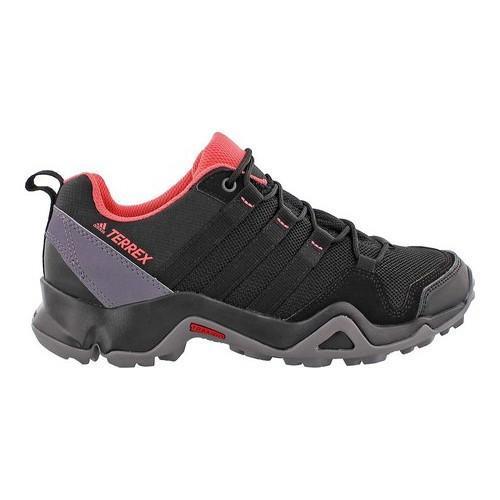Shop  mujer 's Adidas Terrex AX R senderismo zapato negro / negro / tactil