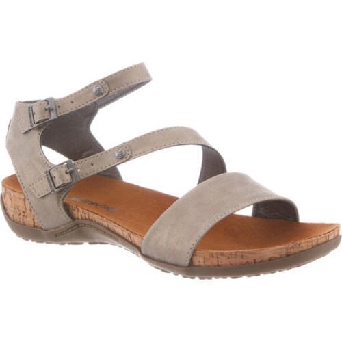 Bearpaw Kourtney Strappy Cork Sandal (Women's) 2dVGtiUGWZ