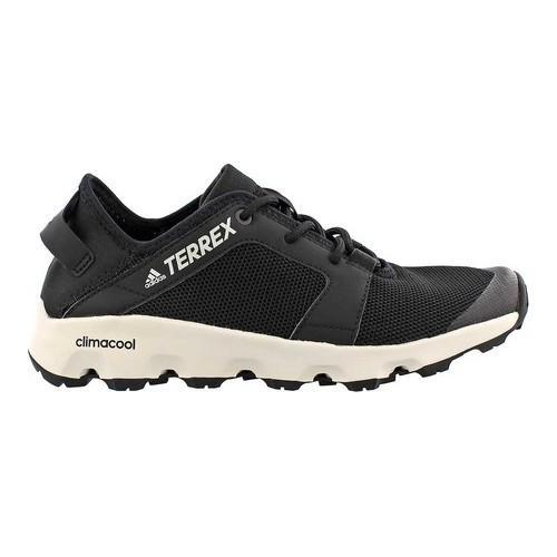 quality design f17ef 386e0 Shop Women s adidas Terrex Climacool Voyager Sleek Water Shoe  Black Black Chalk White - Free Shipping Today - Overstock - 14538919