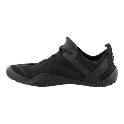 low priced ac6dc 96fac Men's adidas Terrex Climacool Jawpaw Lace Up Water Shoe Utility  Black/Black/Silver Metallic | Overstock.com Shopping - The Best Deals on  Athletic