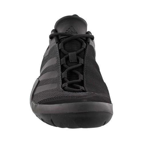 f3975d04386d71 Shop Men s adidas Terrex Climacool Jawpaw Lace Up Water Shoe Utility Black  Black Silver Metallic - Ships To Canada - Overstock - 14538909
