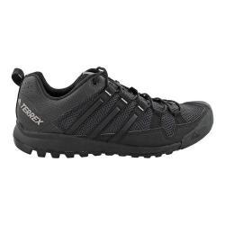 Men's adidas Terrex Solo Approach Shoe Dark Grey/Black/Ch Solid Grey
