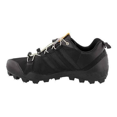 caldera Sociedad lógica  Shop Men's adidas Terrex X-King Trail Shoe Black/Black/Chalk White -  Overstock - 14538976